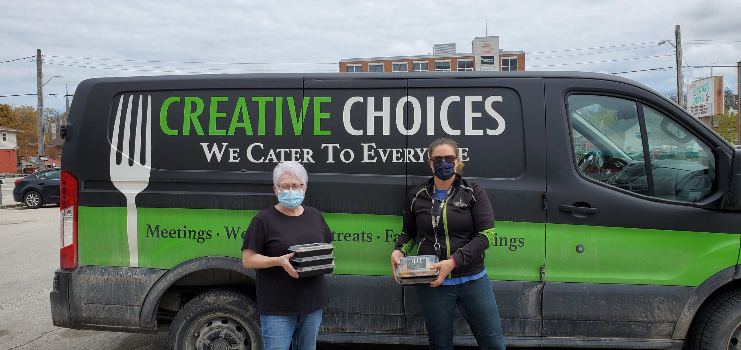 Creative Choices sponsored by Ace Electric